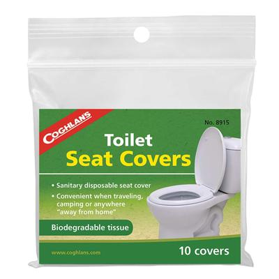 TOILET SEAT COVERS - PKG OF 10