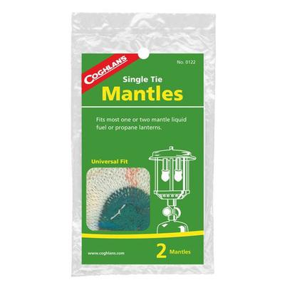 MANTLES - SINGLE TIE - PKG OF 2