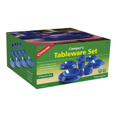 CAMPER`S TABLEWEAR SET