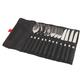 Utensil Set 12pc Steel C002