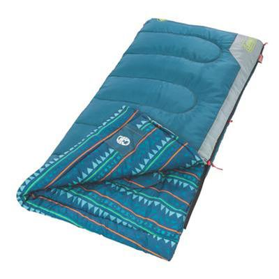 SLEEPING BAG YTH 50 RECT NAVY