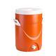 Cooler 5gal Bev Orange