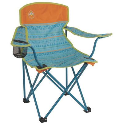 CHAIR QUAD YOUTH TEAL C002
