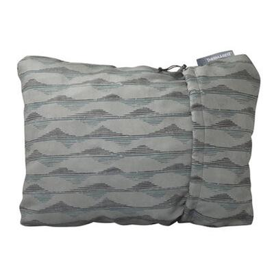 COMP PILLOW GRAY MTNS PRINT L