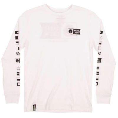ALPHA FLAG L/S BOYS TEE