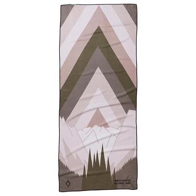 NATIONAL PARKS KINGS CANYON GREEN SINGLE SIDED