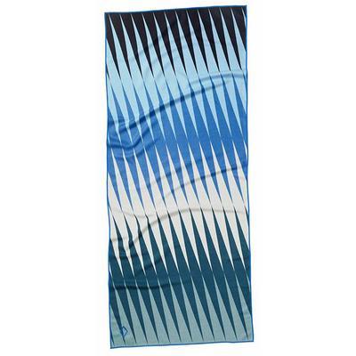 HEAT WAVE BLUE GREEN TOWEL SINGLE SIDED