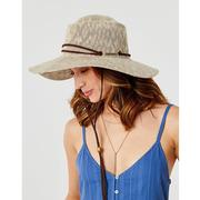 DUNDEE CRUSHABLE HAT NATURAL