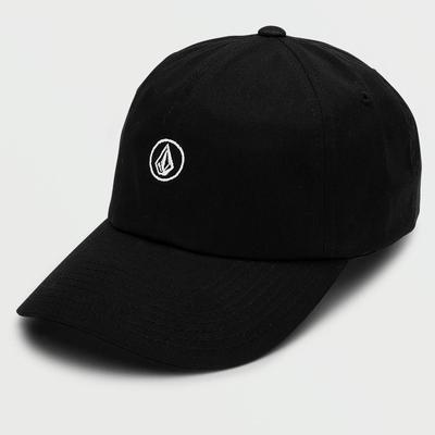 W CIRCLE STONE DAD HAT