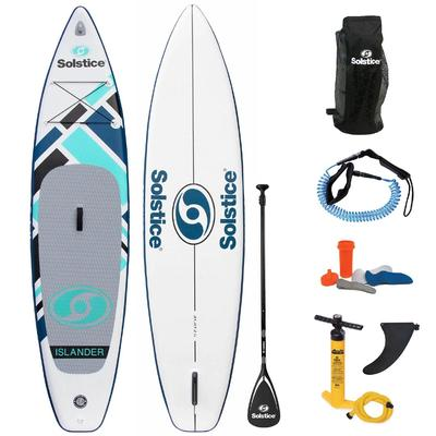 ISLANDER INFLATABLE STAND-UP PADDLEBOARD KIT