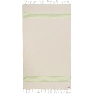 LIME CAPE CODE TOWEL  WS