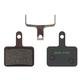 Kool- Stop Shimano Deore Disc Brake Pads, Electric Compound