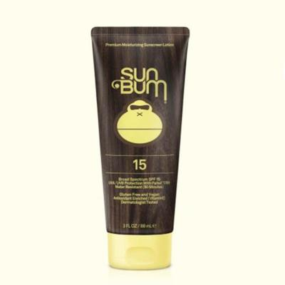 SUN BUM LOTION 3OZ SPF 15 TUBE