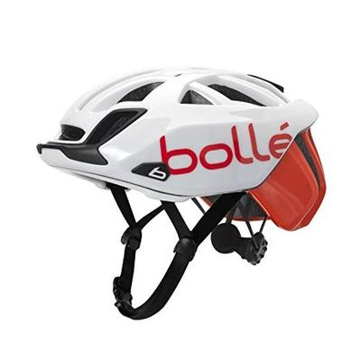 THE ONE BASE 51-54CM WHT/RED