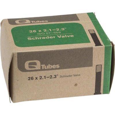 Q-TUBES 26` X 2.1-2.3` SCHRADER VALVE TU