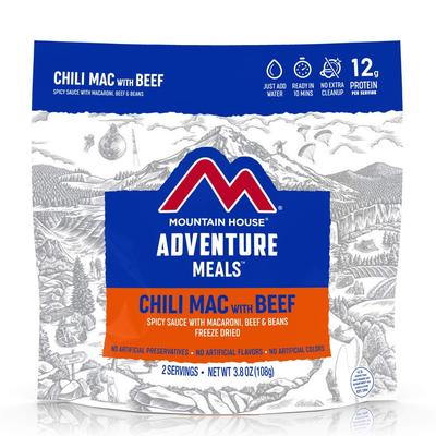 CHILI MAC WITH BEEF