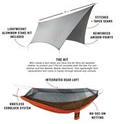 AIR BIVY ALL-WEATHER SHELTER N/A