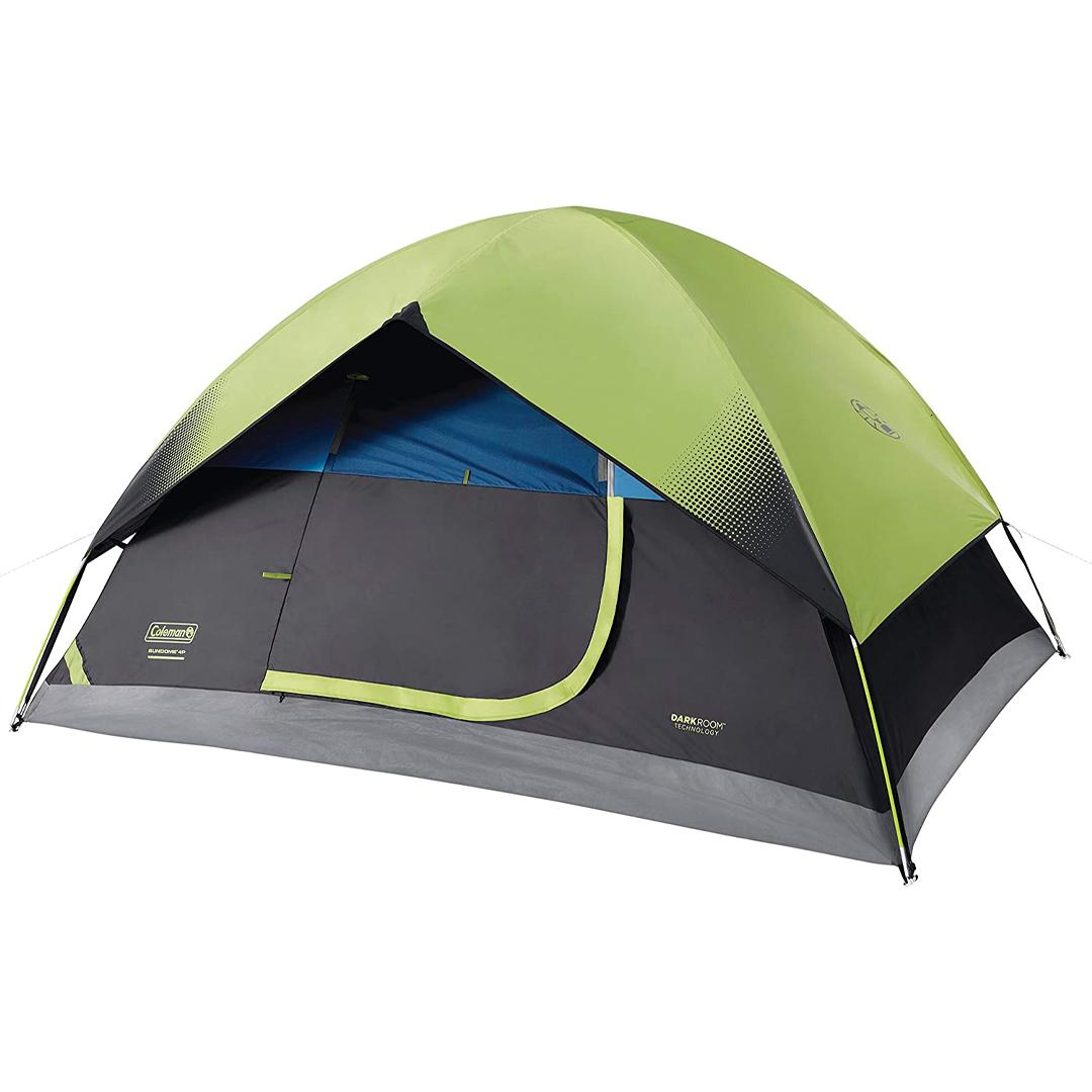 Coleman - 6- Person Dark Room Sundome Tent