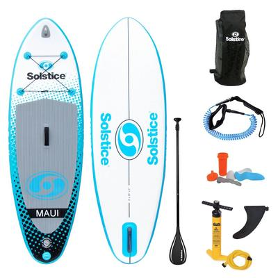 MAUI INFLATABLE STAND UP PADDLEBOARD KIT