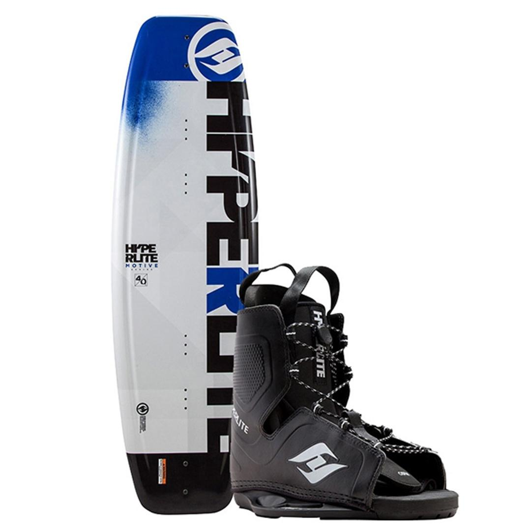 Hyperlite - Motive 134 Wakeboard W/Frequency Boot