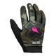 Mtb Ride, Full Finger Gloves, Unisex, Black, Pair
