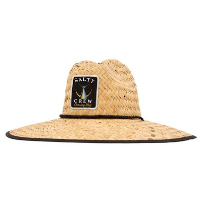 TAILED STRAW HAT