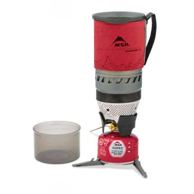 WINDBURNER PERSONAL STOVE SYSTEM RED