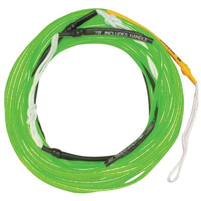 70 FT SILICONE NEON GREEN X-LINE