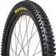 Maxxis High Roller Ii Tire - 27.5 X 2.6, Tubeless, Folding, Black, 3c Maxxterra,