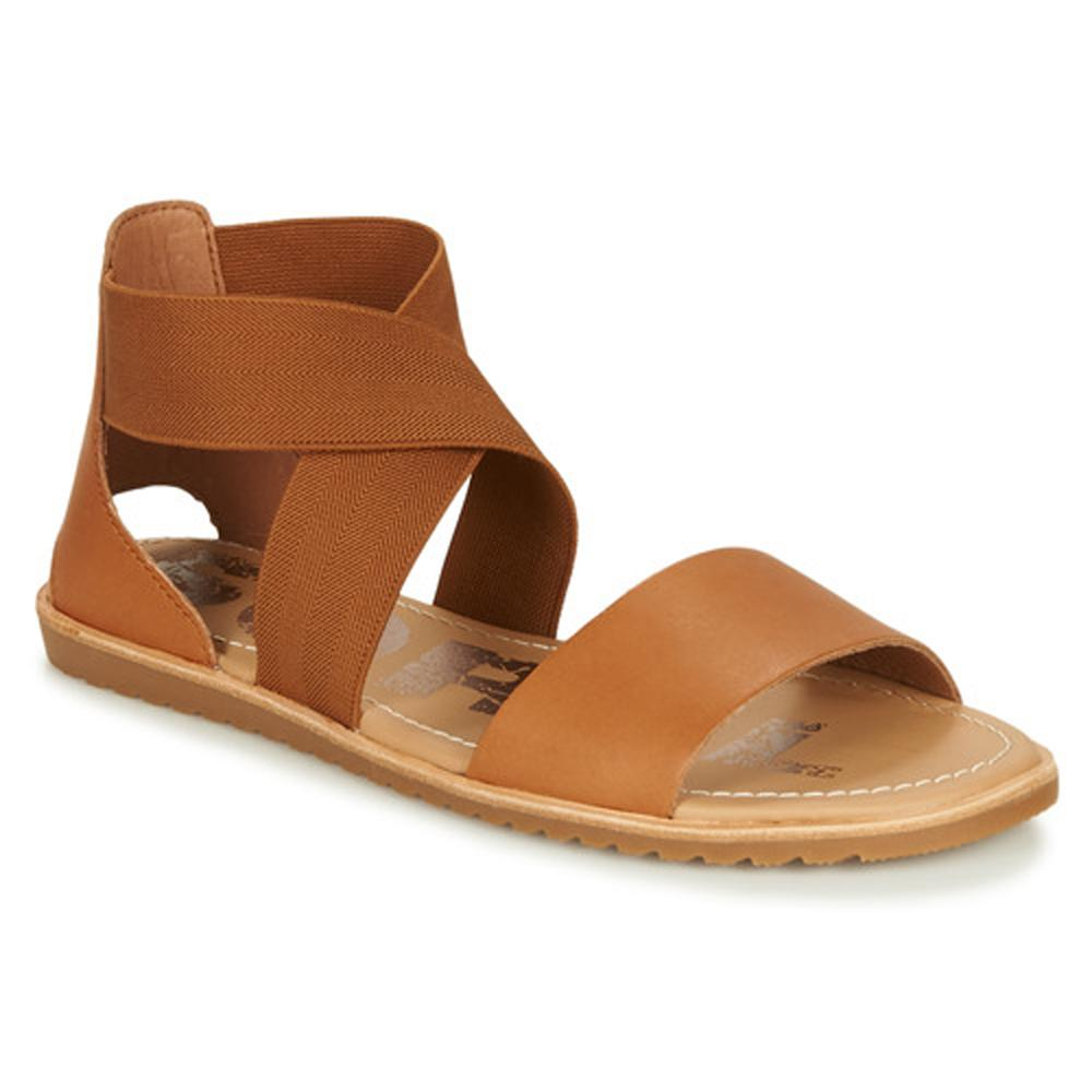 Women's Ella Sandal Has A Slip- On Fit With Soft Suede And Comfortable Footbed To Keep You Moving, Walking, Dancing