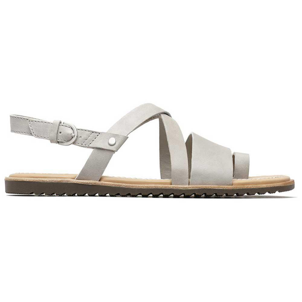Women's Ella Criss Cross Sandal Is A Full- Grain Leather Comfortable And Stylish Spring Choice For A Slingback Sandal