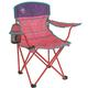 Chair Quad Youth Pink C002