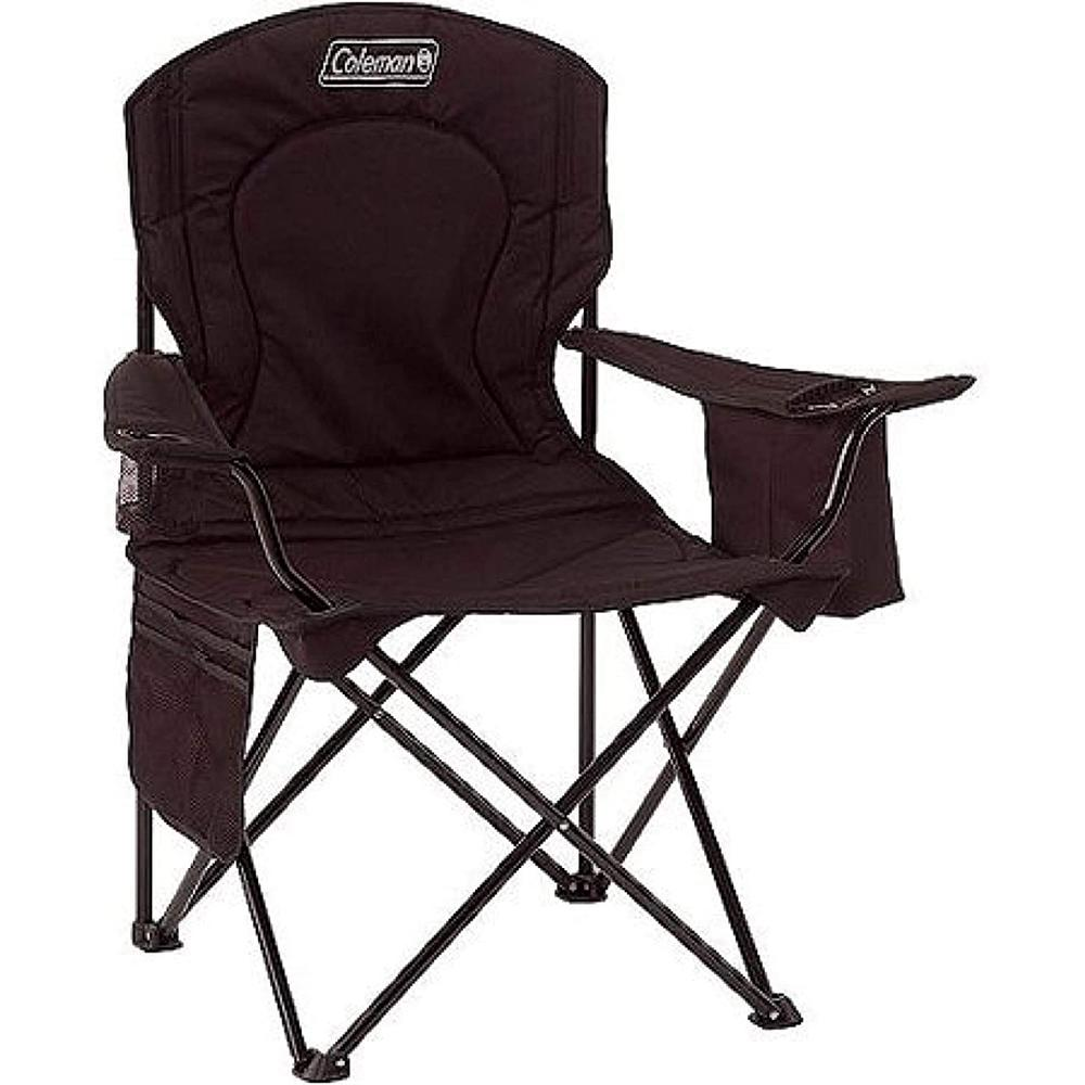 Coleman Chair Camping Picnic Bbq Beach Tailgate Concert Sports Cooler