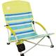 Chair Low Sling Beach Citrus C004