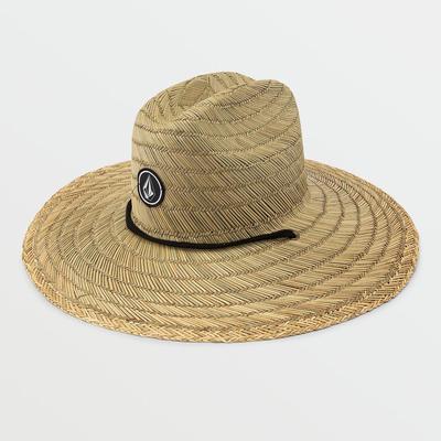 QUARTER STRAW HAT