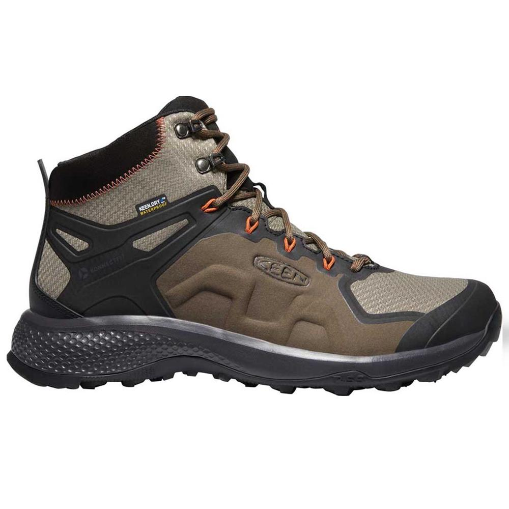 Keen Men's Explore Mid Wp Hiking Boots