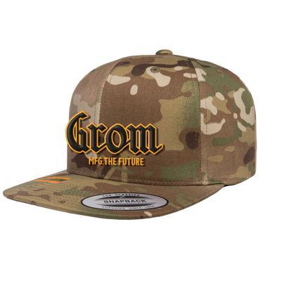 B GOTHIC CAMO HAT