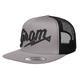 B Script Grom Hat
