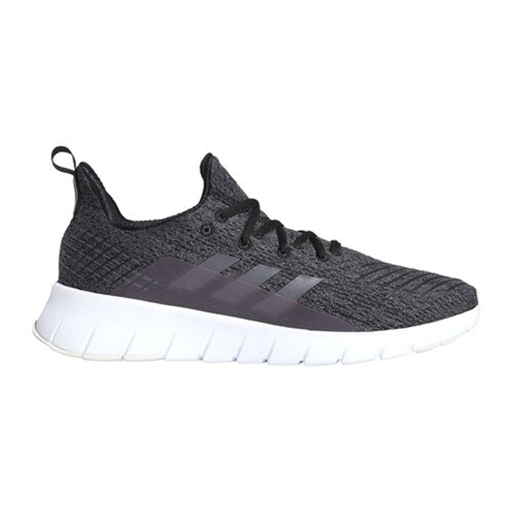 Adidas, Men's, Asweego, Running, Fitness, Black, Versatile, Cushion, Comfort, Value, 3- Stripe, Durable