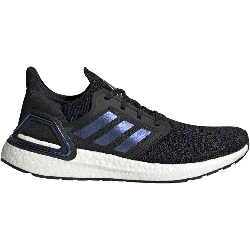 Adidas, Men's, Ultraboost, 20, Running, Cushioning, Boost, Spring, Soft, Heel- Strike, Comfort, Fitness