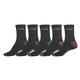 Ingles Crew Socks 5 Pack