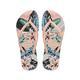 Slim Animal Floral Sandal