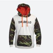DALBELLO CAMO HOODIE CAMO/IVO/ORAN