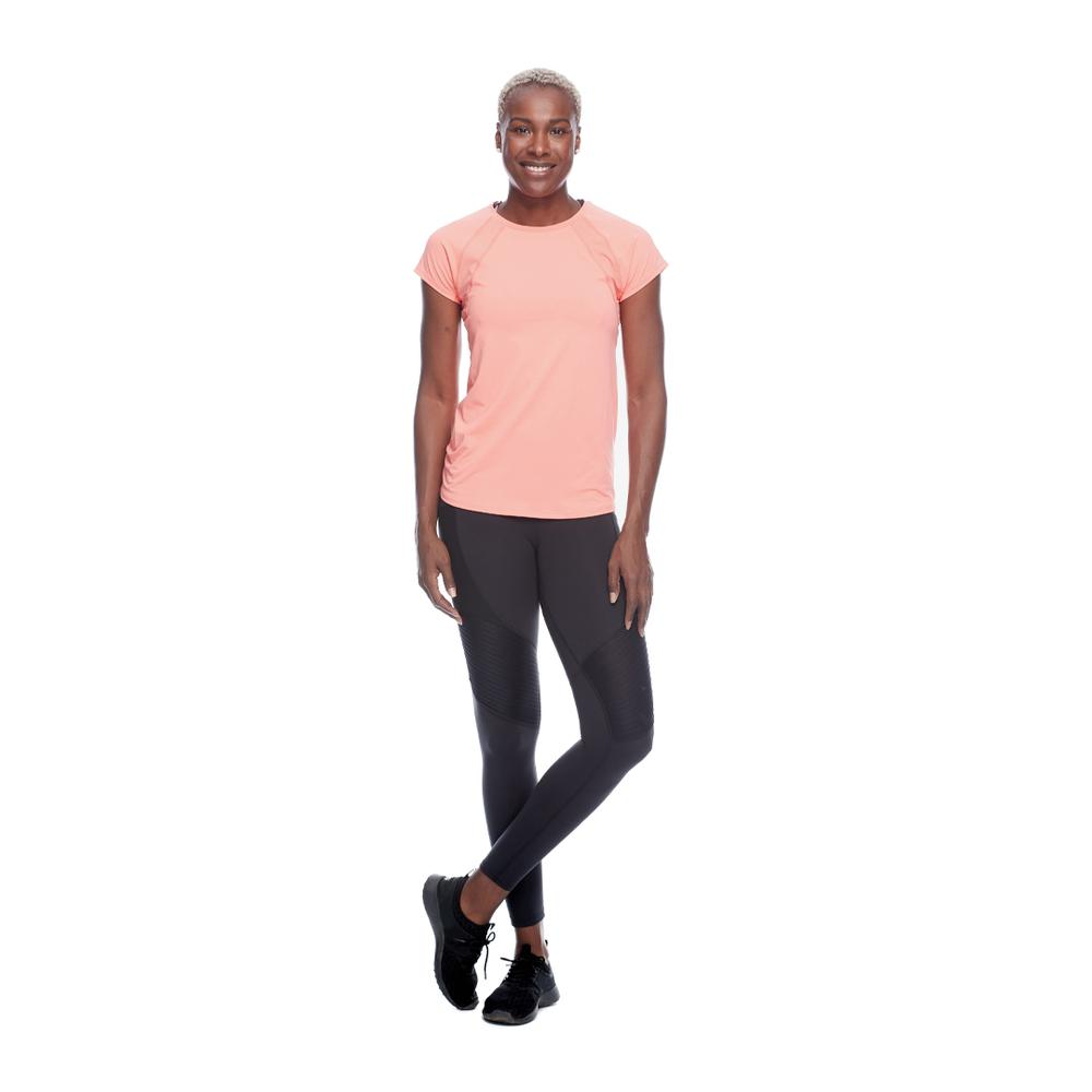 Body Glove Women's Mistral Classic T- Shirt Fit Activewear Workout Moisture Wicking Top