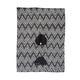Cocora Black Poncho Towel