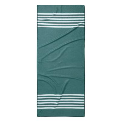 POOL SIDE TEAL TOWEL