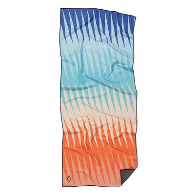 HEATWAVE RED BLUE TOWEL