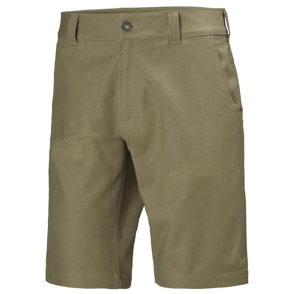 Five Pocket Canvas Pant Design, Ykk ® Zippers, Shorts