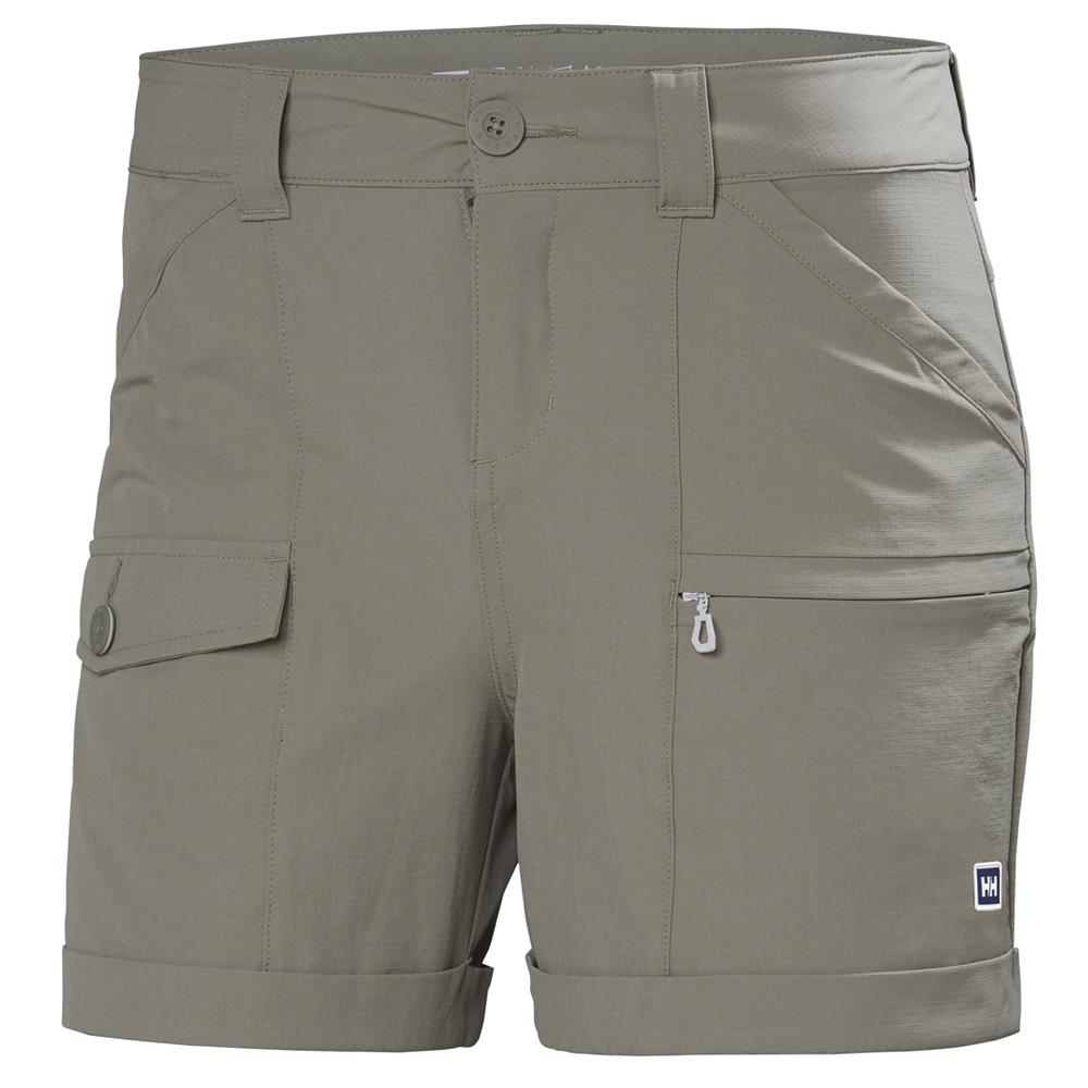 Classic And Durable Outdoor Cargo Shorts With A Feminine Fit - Designed For All Your Outdoor Adventures.