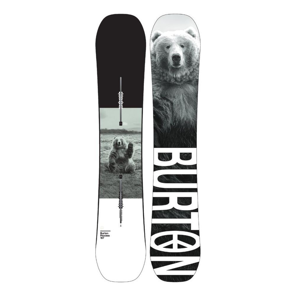 Men's Burton Process Snowboard